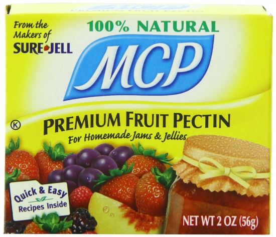 mcp sure jell pectin