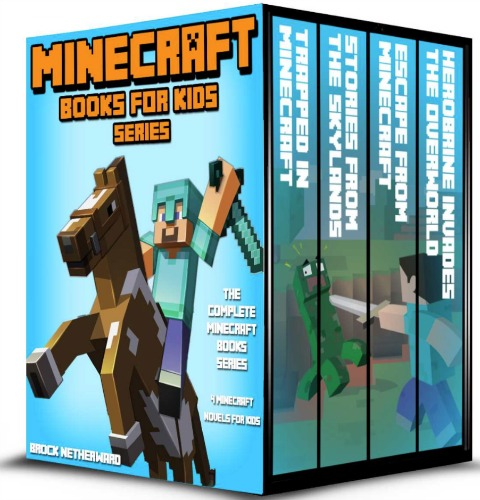 Minecraft series for kids