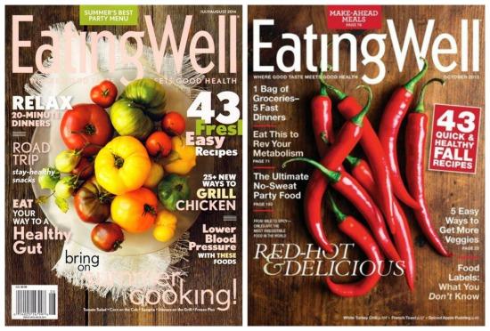 eating well magazine