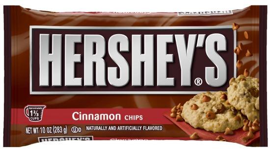hersheys cinnamon baking chips