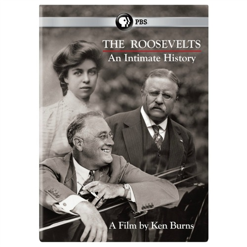The Roosevelts An Intimate History DVD