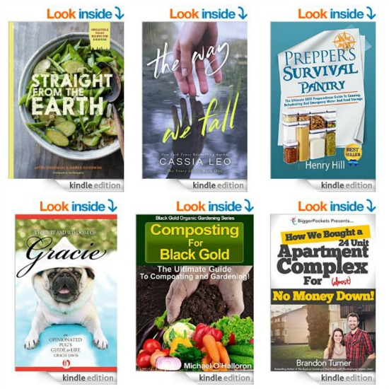 Free Kindle Books Free Coffee Free Gardening Classes