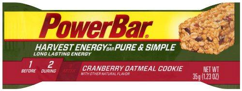 oatmeal powerbar