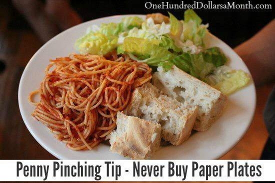 penny pinching tip