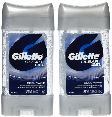Gillette Antiperspirant or Deodorant coupon