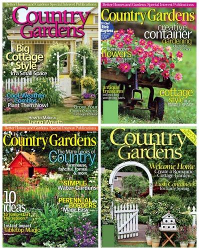 country gardens magazine