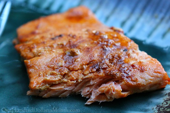 Our New Favorite Barbecued Salmon Recipe