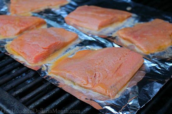 bbq salmon recipe