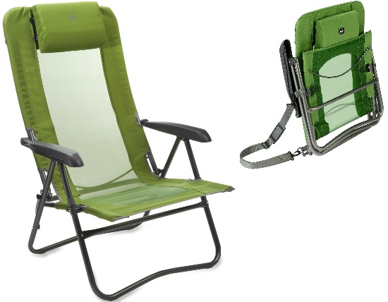 REI Comfort Low Armchair