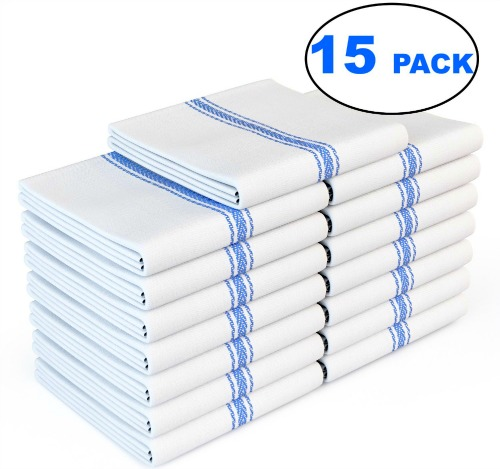 Royal 15 PACK Classic Kitchen Towels