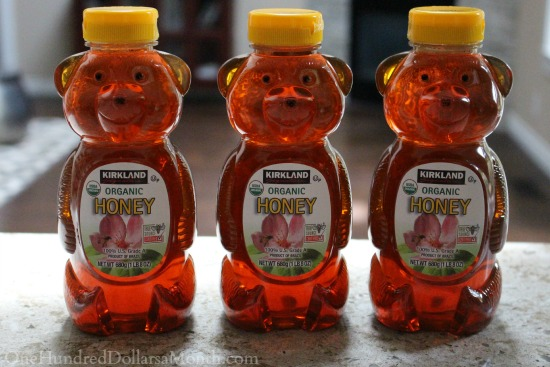 costco honey bears