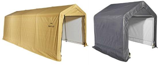 storage shelters