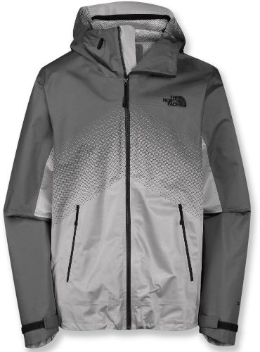 the north face parka