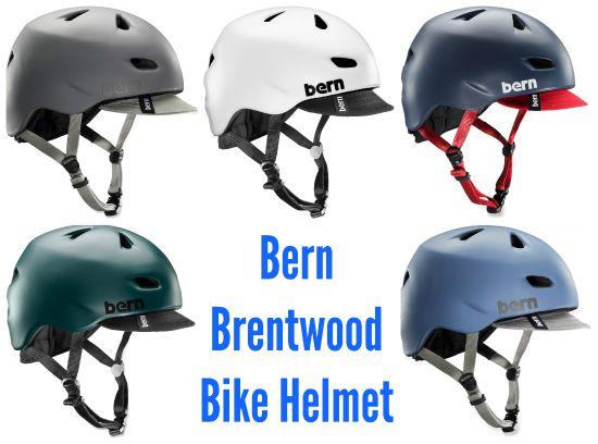 Bern Brentwood Bike Helmet