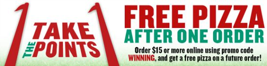 papa johns coupon code