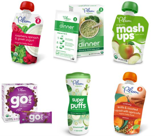 plum organics coupons