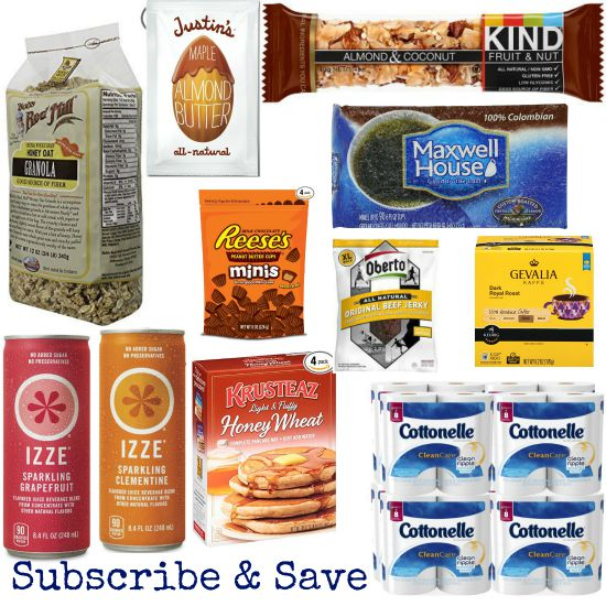 amazon subscribe and save deals