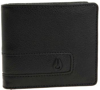 nixon bi fold wallet