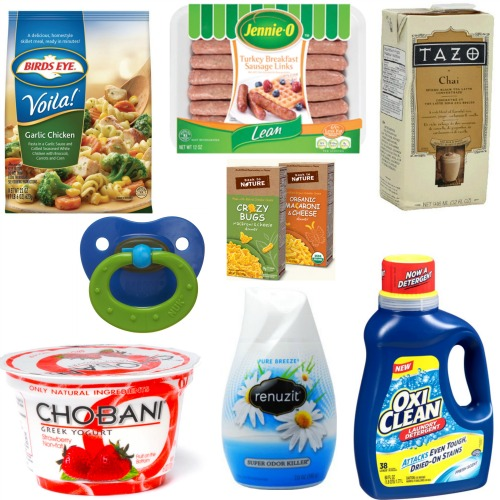 Back to Nature Product coupons