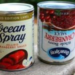 Why Cranberry Sauce Cans Are Upside Down