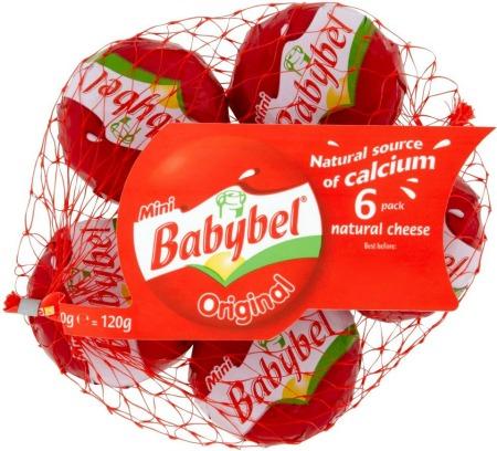 Mini Babybel cheese coupon