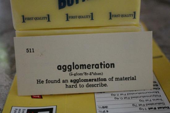 agglomeration