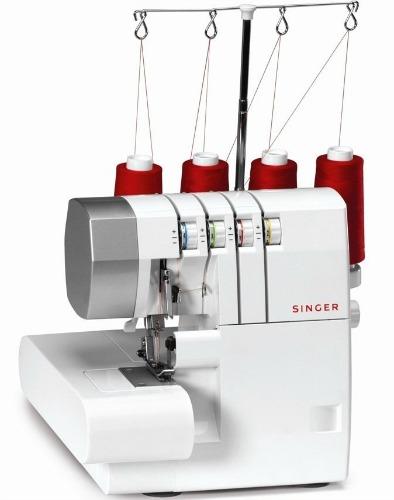 SINGER 14CG754 ProFinish 2-3-4 Thread Serger With Machine Intro