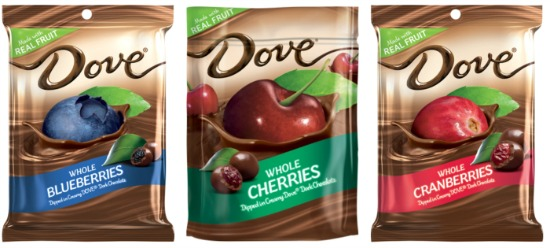 dove fruit and nut coupon