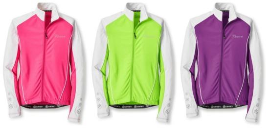 neon bike jacket