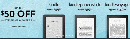 kindle deals