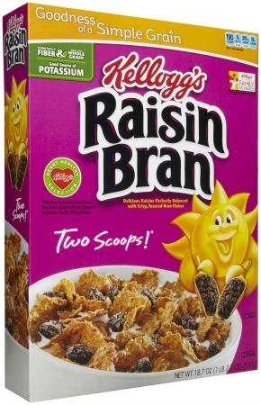 Raisin Bran coupons