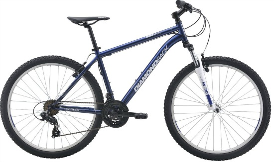 diamond back mountain bike