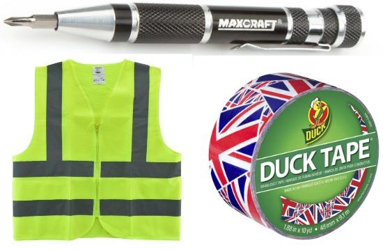 union jack duck tape