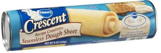 crescent-dough