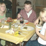 The Dreaded Kids' Table