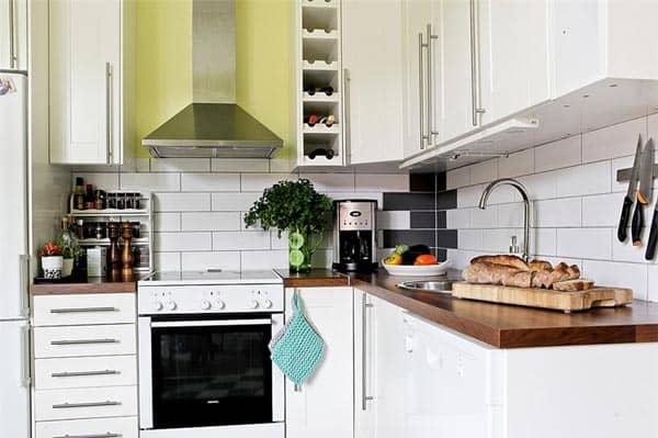 Small Kitchen Ideas-17-1 Kindesign