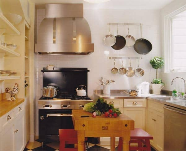 Small Kitchen Ideas-37-1 Kindesign