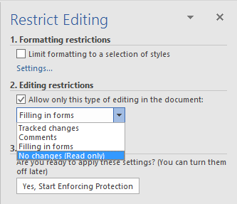 restrict-editing
