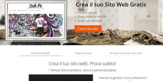 servizi internet per realizzare siti