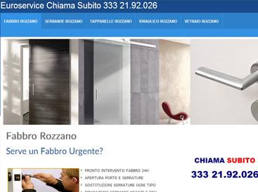 sito web per fabbro
