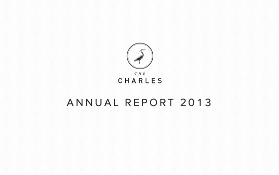 The Charles 2013 Annual Report