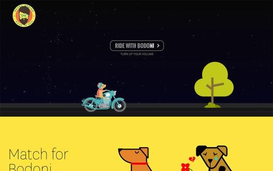 Diwali one page lander