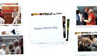 Have you seen the hilarious Mitron (Friends ) day of PM Modi?