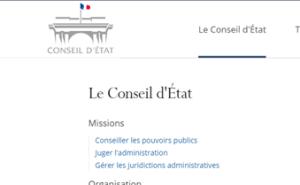 conseil d'Etat Missions