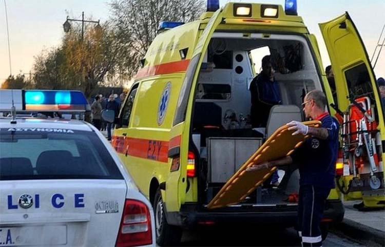 Θανατηφόρο τροχαίο ατύχημα στην οδό Ιωαννίνων