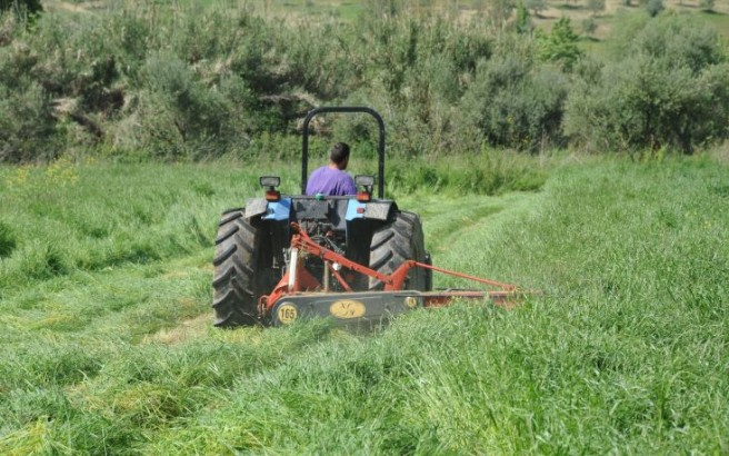 Αγρότης διαμελίσθηκε από γεωργικό ελκυστήρα