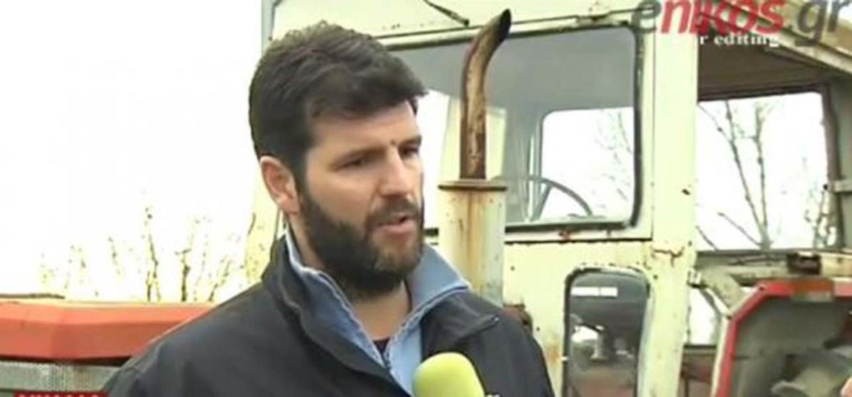 Στο μπλόκο της Νίκαιας ο γιος του βουλευτή ΣΥΡΙΖΑ (video)
