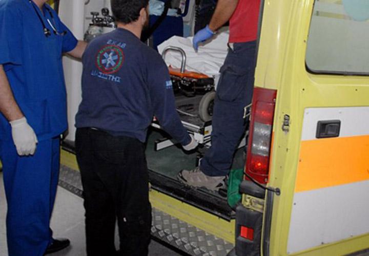 3χρονος έπεσε από όροφο οικοδομής στη Λάρισα- Νοσηλεύεται σε σοβαρή κατάσταση στο Ιπποκράτειο