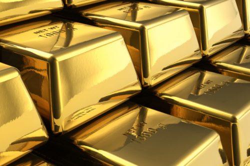 Aranytartalék