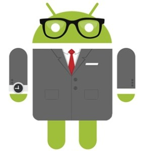 business android smartphone